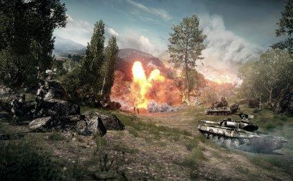 шутеров Battlefield 3 и